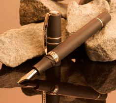 Visconti Homo Sapiens Bronze Age by inkyjournal, via Flickr. MIGHT need this.