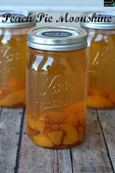 Peach Pie Moonshine... this one doesn't play lol.. has schnapps and everclear