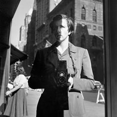 Vivian Maier - Self Portraits Portfolio: As reclusive and private as Vivian Maier was, her self portrait photographs reveal a telling story. Thoughtfully posed, and often innovative, her self as a subject allows a depiction of her as she wants the world to see it.
