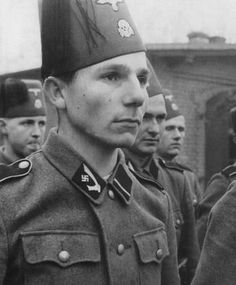 "Soldier in the Waffen 13'th SS Mountain Division ""1'st Croation """