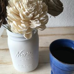 Coffee and forever flowers. How about coffee SCENTED forever flowers? What do you all think?  SHOP NOVELEXPRESSION.etsy.com  #etsy #coffee #coffeetime #ilovefall #pumpkinspicelatte #fall #etsyshop #handmade #forever #love
