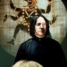 Harry Potter Severus Snape, Alan Rickman Severus Snape, Severus Rogue, Batman And Superman, Half Blood, Rogues, Mona Lisa, Memes, Fan Art