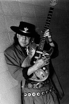 stevie ray vaughan | Myth Busters: Stevie Ray Vaughan's Massive Tone