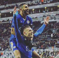 Leicester players allowed to celebrate New Year's Eve by Claudio Ranieri… providing they don't suffer Premier League hangover Leicester City Football, Leicester City Fc, Fc Barcelona, Manchester United, Pier Paolo Pasolini, Jamie Vardy, Chelsea, Skate Shop, Sport