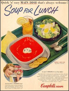CAMPBELL'S SOUPS - LIFE 07/06/1953 - p. 23