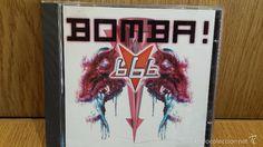 666. BOMBA. CD/MAXI SG / VALE MUSIC - 1999 - 4 TEMAS / CALIDAD LUJO.
