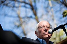 Bernie Sanders Walking the Line Between Personal Attacks and Political Critiques - The New York Times