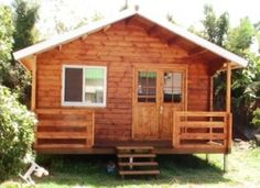 Cabin Life - Affordable Housing Gallery - Sustainable Cabins 2013