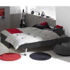 Alfred&comapgnie vous propose le lit gigogne Alban , de couleur ...