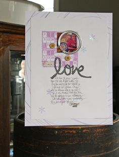 jbs inspiration: Love from Jenni Bowlin
