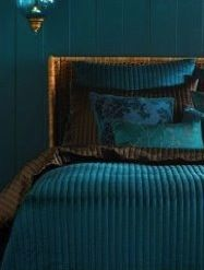 My favourite colour: teal   First Sense