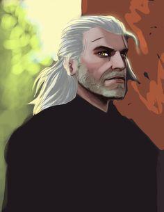 Geralt by MattMWest