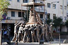 Monumento a la Virgen del Rocío (Huelva)