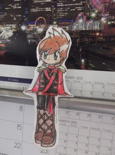 Kai Paper Child by Neon-Frost.deviantart.com on @deviantART ITS SO CUTE!!!! I WANT TO MAKE ONE!