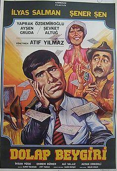 Directed by Atif Yılmaz- Dolap Beygiri film poster