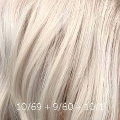 Wella Illumina Color, Color Melting Hair, Beige Blonde Hair, Hair Color Formulas, New Hair Do, Glossy Hair, Hair Color Techniques, Cool Hair Color, Layered Hair