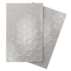 Iris Grey Ceramic Wall Tile, Pack of 10, (L)400mm (W)250mm   Departments   DIY at B&Q