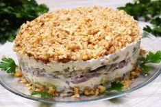 Princ salata kao s carskih stolova – više nećete ni pomisliti na rusku Macedonian Food, Cookie Do, Russian Recipes, Russian Foods, Cookies Policy, International Recipes, Quiche, Macaroni And Cheese, Seafood