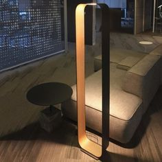 Contour LED Floor Lamp by Pablo Designs