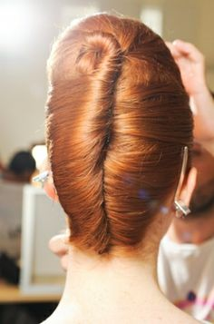 Spring 2012 Updo Hair Trends