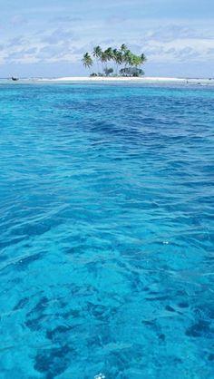 Crystal Water, Island, Tropical, Ocean, Hawaii, United States,