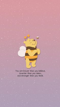 Winnie The Pooh Pictures, Winnie The Pooh Plush, Winne The Pooh, Winnie The Pooh Quotes, Disney Phone Wallpaper, Wallpaper Iphone Cute, Winnie The Pooh Background, Cute Panda Drawing, Cute Patterns Wallpaper
