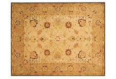 Ansel Rug, Ivory/Beige | One Kings Lane