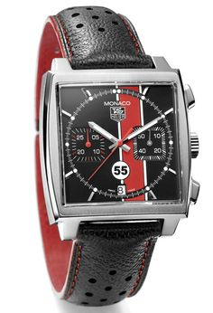 Tag Heuer & The Porsche Club Of America Team Up For Limited Edition Monaco Watch