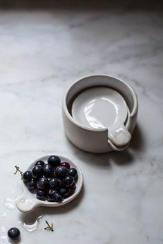 fringe & fettle ceramics x hackwith design house nesting spoons | da Beth Kirby | {local milk}