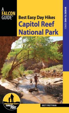 Capitol Reef National Park offers some of Utah's best and easiest day hikes. Whether trekking to Hickman Bridge, enjoying a stroll in Capitol Gorge or climbing up to Cassidy Arch, there are numerous possibilities. For newcomers to Capitol Reef or those looking for more detail than can be found in the standard National Park Service issued list of hikes, check out the new Falcon Guide,