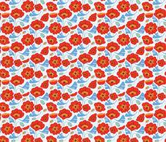Colorful fabrics digitally printed by Spoonflower - Poppy Custom Fabric, Spoonflower, Sprinkles, Poppy, Fabrics, Gift Wrapping, Colorful, Quilts, Printed