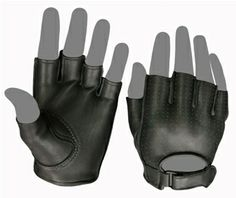 Churchill Maverick Classic Open Tip Vented Back Glove. Maverick OT Deerskin Open Tip style features ventilated back, an outseam construction and a Velcro Closure on the back. Made in the USA http://www.saveyourhideleather.com/product/OTA