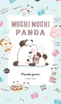 This time the Mochipan, who is fluffy and chewy touch panda, becomes a photographer to take cute pictures! Please look at this Panda Genic theme. Cute Panda Wallpaper, Sanrio Wallpaper, Cute Wallpaper For Phone, Kawaii Wallpaper, My Melody Wallpaper, Soft Wallpaper, Bear Wallpaper, We Bare Bears Wallpapers, Panda Wallpapers