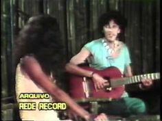 Maria bethânia e Caetano Veloso 1982 TV Record
