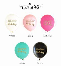 Heart Balloons 30th birthday Pinterest Heart balloons 30