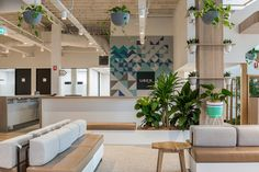 Best uber office space images living room