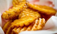 Chick-fil-A's Waffle Fries - The Daily Meal