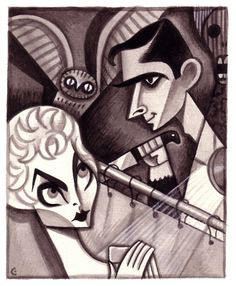 Psycho by David Cowles