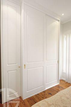 Sliding Wardrobes | Built In Sliding Mirrored Wardrobes