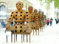Saatchi Gallery, Joel Bond Travels, London Discovery