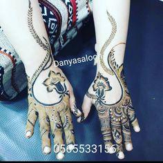 Henna Art, Hand Henna, Arabian Mehndi Design, Mehndi Designs, Hand Tattoos, Mehandi Designs