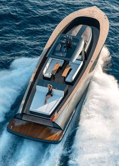 The Effective Pictures We Offer You About Boats festa A quality picture can tell you many things. You can find the most beautiful pictures that can be presented to you about motor Boats in Yacht Design, Boat Design, Wooden Speed Boats, Wood Boats, Riva Boot, Yatch Boat, Pontoon Boat, Bateau Yacht, Yacht Cruises