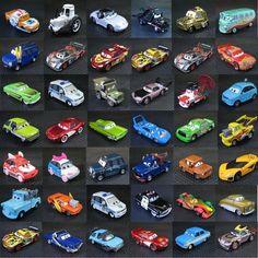 1:55 Disney Pixar Cars1 Cars 2 Mattel Auto Modelle Diecast Neu Lose zur Auswahl | eBay