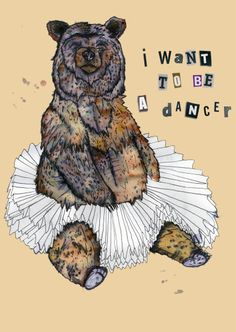 I want to be a dancer - freja v.blow