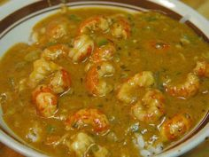 Crawfish ettoufe
