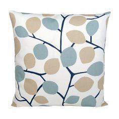 Duck Egg Blue Cushion Cover 16x16 Pillow Sham Duck by CoupleHome, $13.50