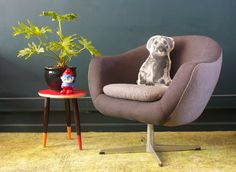 Handsome animal friends for your home!  Rex the Terrier www.andmenagerie.co.za https://www.etsy.com/shop/andMenagerie photo: Cecile Blake