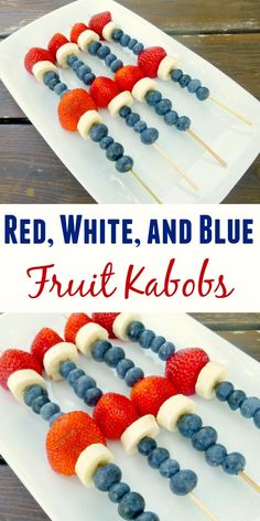 easy healthy 4th of july recipes