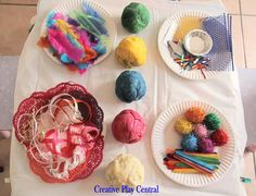 "Creative Play Central: 10 Fun Ways To Create With Play Dough ("",)"