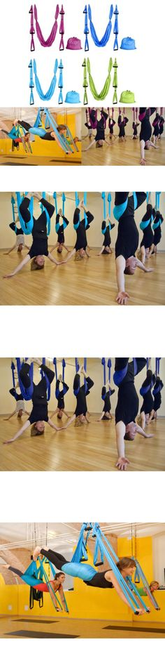 yoga props 179809  5m elastic anti gravity multifunctional aerial yoga inversion hammock swing belt   u003e buy it now only   44 64 on ebay  yoga props 179809  5m elastic anti gravity multifunctional aerial      rh   pinterest